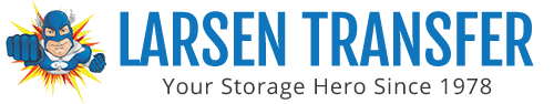 larsen transfer storage logo