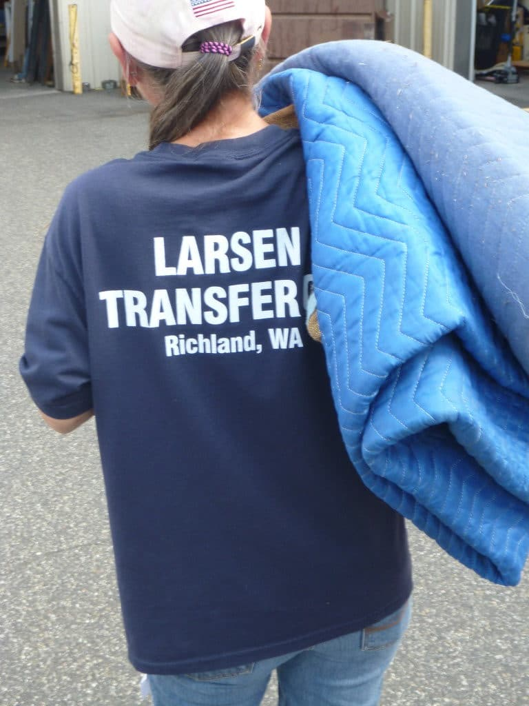 larsen transfer richland, wa mover
