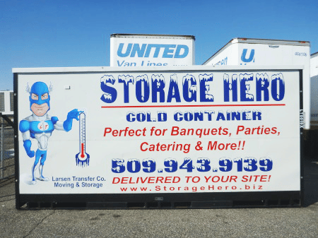 storage hero cold container