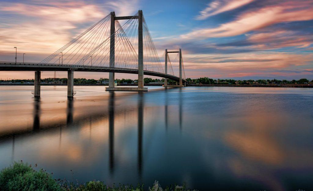 cable bridge tri cities wa