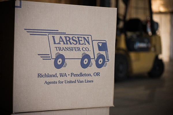 moving and relocation services larsen trasnfer