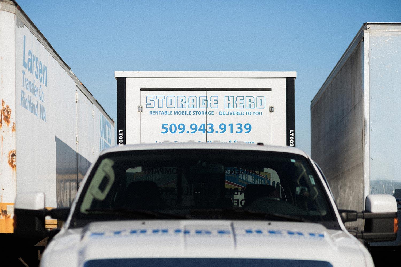 kennewick mobile storage unit larsen transfer