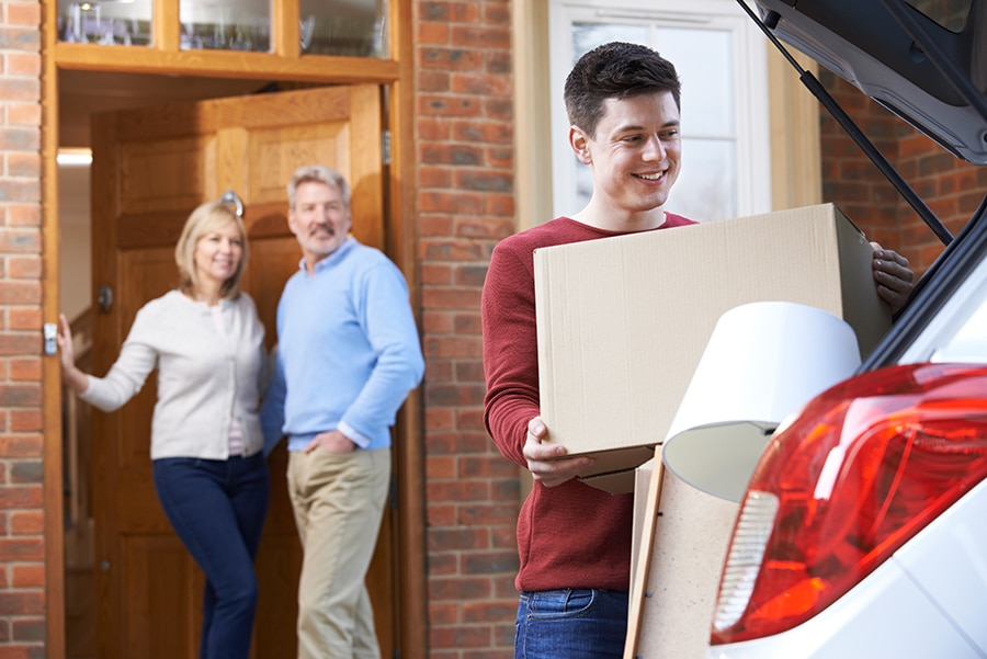 tips for moving your graduate