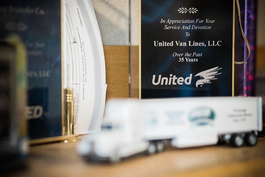 united van lines partner